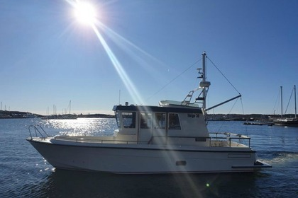 Hire Motorboat Targa 30 Gothenburg