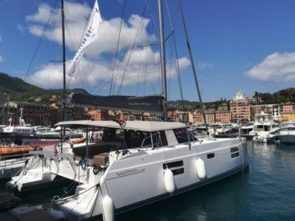 Location Catamaran Nautitech 40 Golfo Aranci