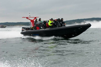 Rental RIB RING Powercraft Gothenburg