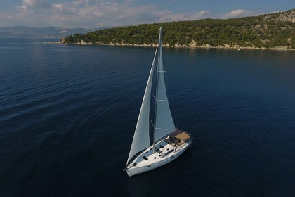 Hire Sailboat ELAN 50 Impression Split