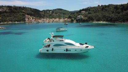 Rental Motorboat Gulf Craft Majesty 66 Corfu