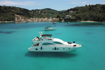 Charter Motorboat Gulf Craft Majesty 66 Corfu