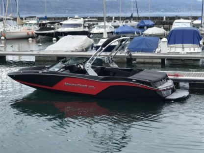Charter Motorboat Mastercraft Nxt 22 Lutry