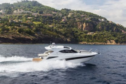 Miete Motorboot Galeon 405 Htl Cannes