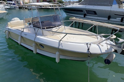 Charter Motorboat SESSA MARINE KEY LARGO 26 Grimaud