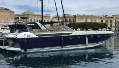 Charter Motorboat Baia Baia 60 Force One Taormina