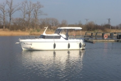 Charter Houseboat Argo Jacht Relax 720 Gdańsk
