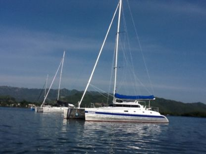 Location Catamaran Mumby Cybercat 48 Chalong