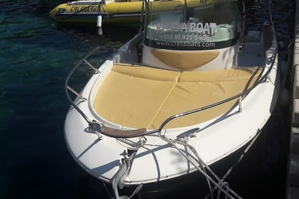Rental Motorboat SESSA MARINE Key Largo 22 Cabine Cres