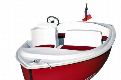 Hire Motorboat Ruban Bleu ACE 385 Lille