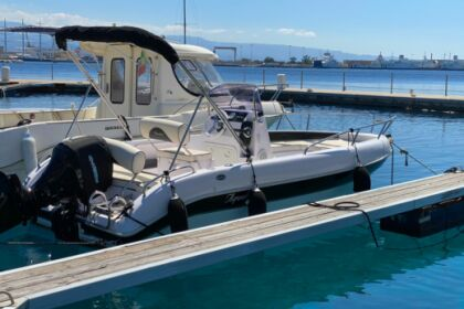 Hire Motorboat Aquabat Sport Line 19 Messina