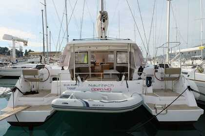 Location Catamaran NAUTITECH Open 40 Trogir