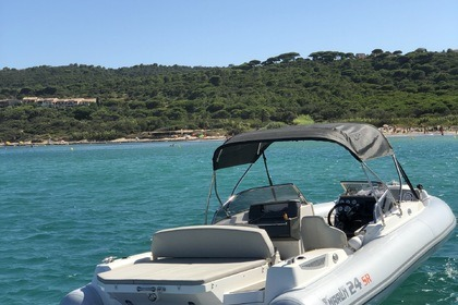 Location Semi-rigide Marlin 24 SR - 7,55 m Grimaud