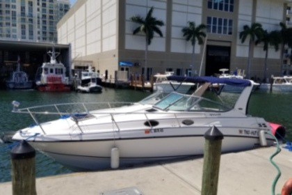 Hire Motorboat chaparral signature 300 Fort Lauderdale