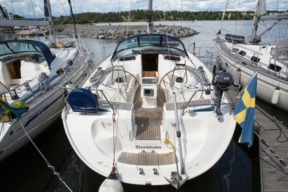 Charter Sailboat Dufour Yachts 375 Grand Large Stockholm