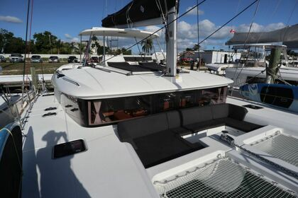 Charter Catamaran Lagoon Lagoon 450 with A/C Key West