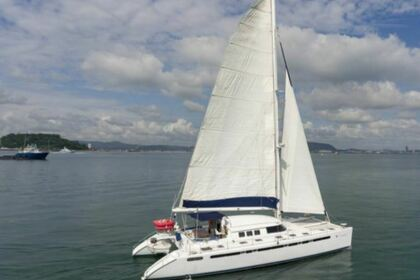 Charter Catamaran Fountaine Pajot Marquise 56 Panama City