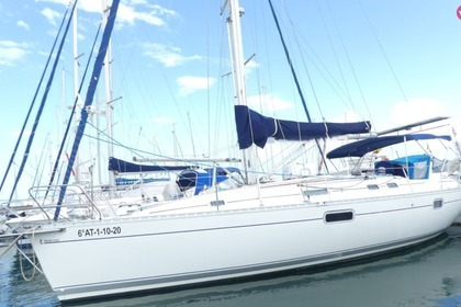 Hire Sailboat Beneteau Oceanis 351 Altea