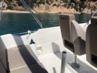 Miete motorboot in Blanes