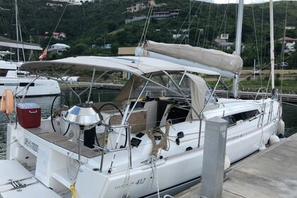 Hire Sailboat Dufour Yachts Dufour 412 GL Saint Thomas