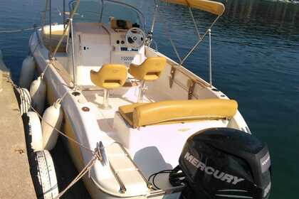 Hire Motorboat SESSA MARINE 22 Rab