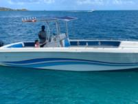Motorboat Baja Sportfish for rental
