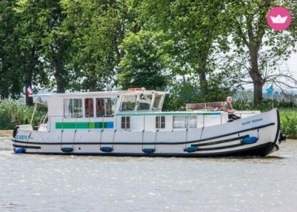 Rental Houseboat Pénichettes® P1260R Terrasse Briare