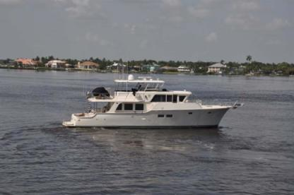 Charter Motorboat Custom Built Coastal Luxury 64 Stuart