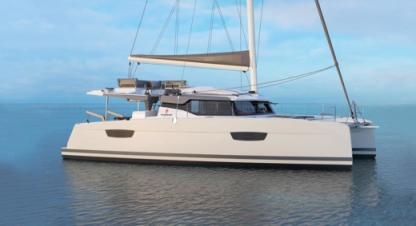 Location Catamaran Fountaine Pajot Fountaine Pajot Elba 45 Vólos