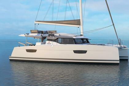 Hire Catamaran Fountaine Pajot Fountaine Pajot ELBA 45 Volos