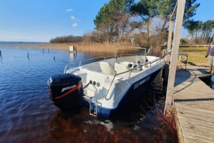 Hire Motorboat Ryds 550 sport Parentis-en-Born