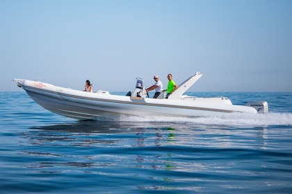 Hire RIB BAT 996 OPEN Trapani
