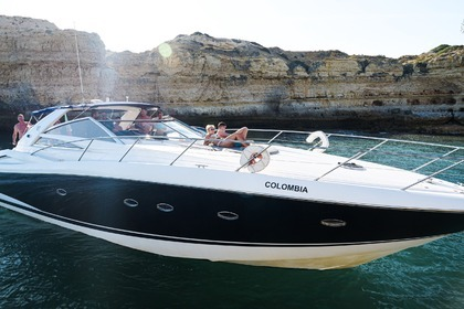 Hire Motorboat SUNSEEKER PORTOFINO 53 Quarteira