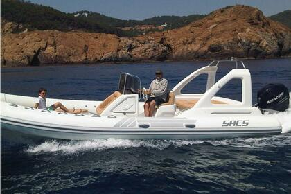 Hire RIB Sacs S 25 Dream Trapani