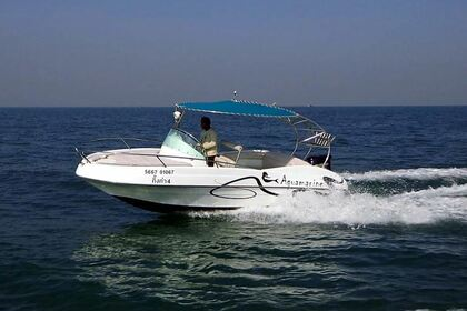 Hire Motorboat Powerboat 20ft Pattaya