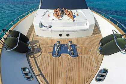 Hire Motor yacht Falcon 92 Athens
