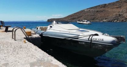 Rental Motorboat Seafighter 36Ft Antiparos