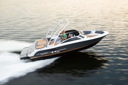 Hire Motorboat Four Winns 190 South Lake Tahoe