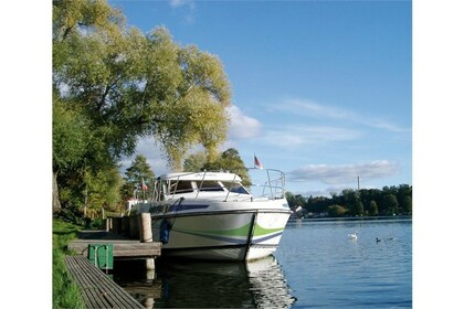 Rental Houseboat CPC TARPON 37 N Briare