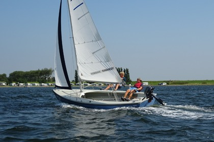 Hire Sailboat De Randmeer Kortgene