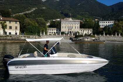 Rental Motorboat Tullio Abbate Sea Star Open 21' Tremezzo