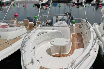 Hire Motorboat QUICKSILVER 600 COMMANDER Sari-Solenzara