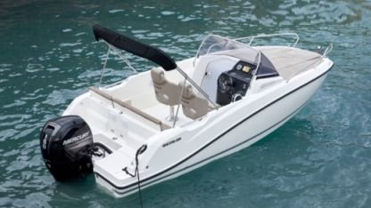 Rental Motorboat Quicksilver 605 La Manga