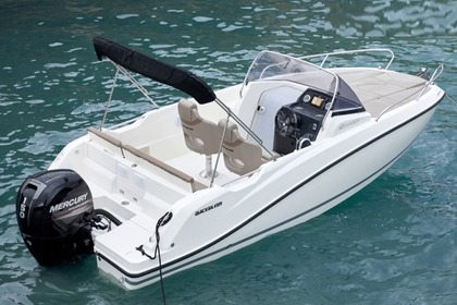 Hire Motorboat QUICKSILVER 605 Activ La Manga