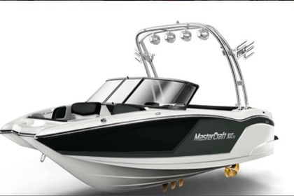 Rental Motorboat Mastercraft Nxt22 New Buffalo