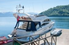 Rental Motorboat Princess 50 Bergen