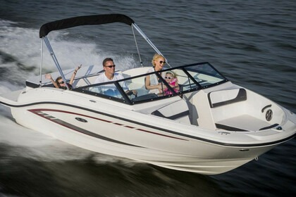 Hire Motorboat Sea Ray Sea Ray 190 SPX Nin