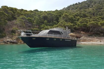 Charter Motorboat Italcraft 42 Athens