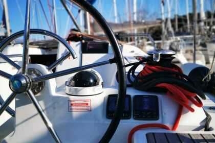 Rental Sailboat Jeanneau 409 Split