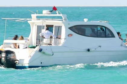 Rental Motorboat Gulf Craft 40 Dubai